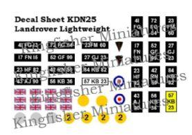 Landrover Lightweight